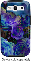 Case-Mate - Amy Sia Secret Garden Case for Samsung Galaxy S III Cell Phones - Purple