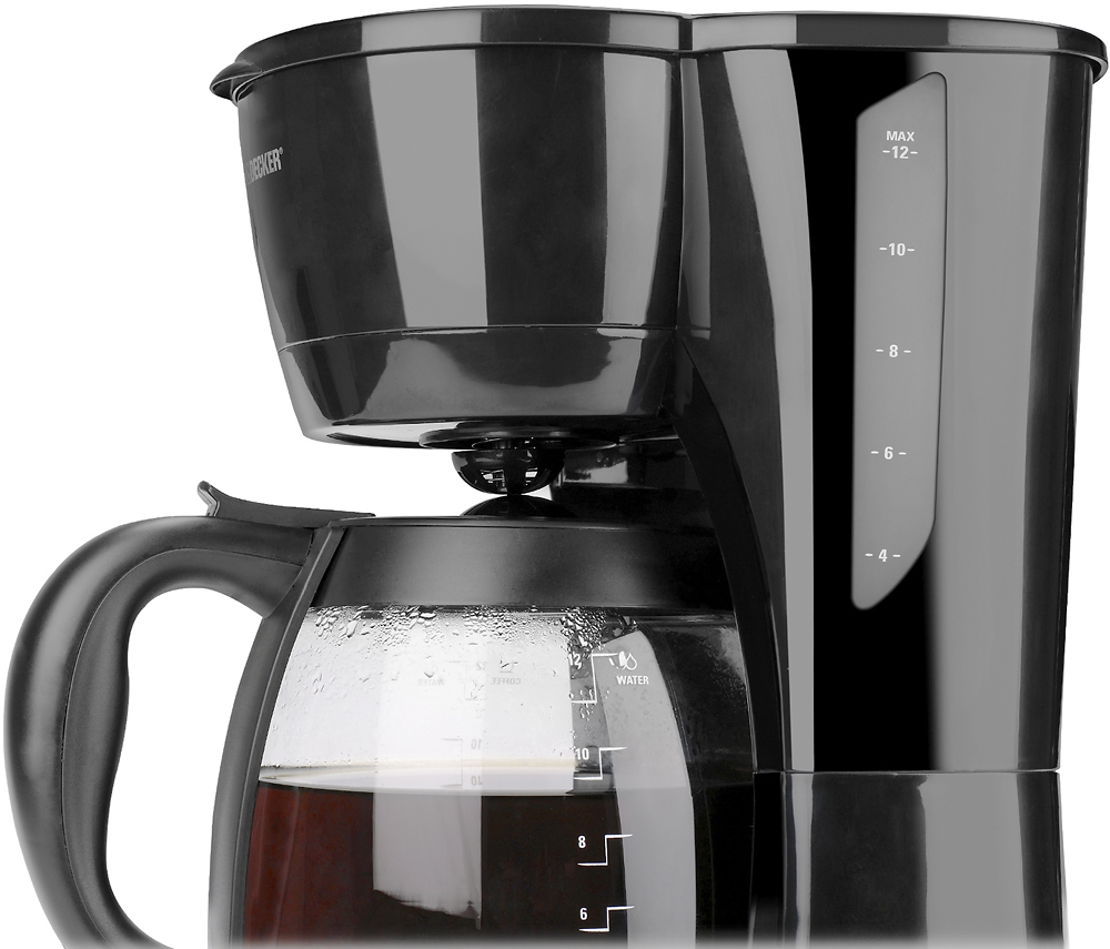 Black and decker 12 cup programmable coffee maker - Black Decker 12 Cup Programmable Coffeemaker Black Dcm2160b Best Buy
