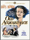 Old Acquaintance (DVD) 1943