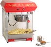Elite - Tabletop Popcorn Popper - Red