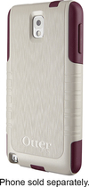 OtterBox - Commuter Series Case for Samsung Galaxy Note 3 Cell Phones (AT&T, Verizon Wireless, T-Cell) - Merlot
