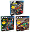 K'NEX - Robo-Creatures Building Sets (3-Count) - Multi