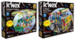 K'NEX - Transport Chopper and 4-Wheel-Drive Truck Building Sets - Multi
