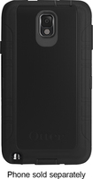 OtterBox - Case with Holster for Samsung Galaxy Note 3 Cell Phones - Black