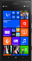 Nokia - Lumia 1520 4G Cell Phone - Black (AT&T)