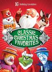 Classic Christmas Favorites [4 Discs] (dvd) 2617311
