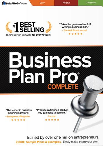 Business Plan Pro Complete - Windows