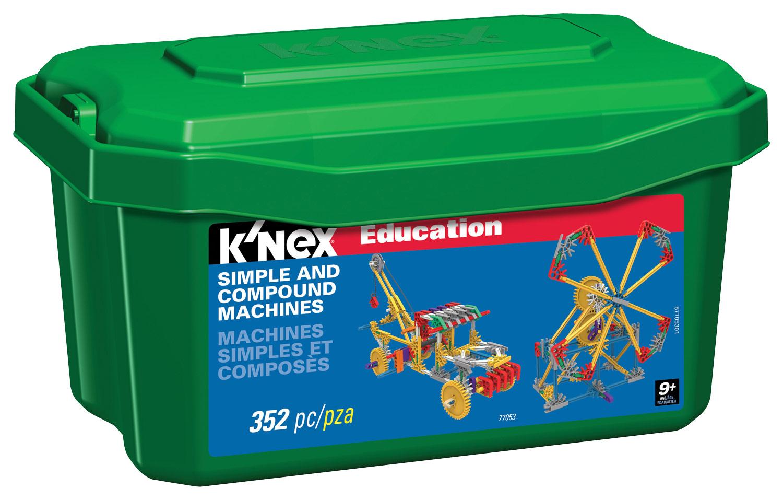 K'NEX - Education Simple and Compound Machines Building Set - Multi