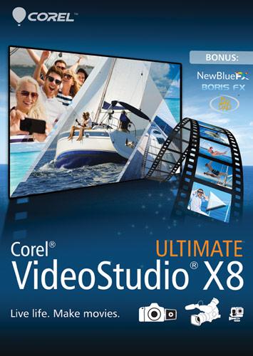 VideoStudio Ultimate X8 - Windows
