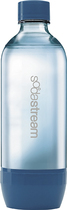 SodaStream - 1L Carbonating Bottle - Clear/Blue