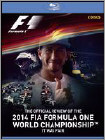 Formula One Review: 2014 (Blu-ray Disc) (Enhanced Widescreen for 16x9 TV) 2014