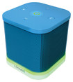 iSound - iGlowSound Portable Wireless Speaker - Blue