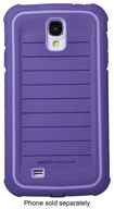 Body Glove - Shock Suit for Samsung Galaxy S 4 Cell Phones - Plum/Lavender