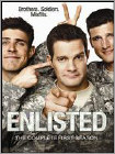 Enlisted: The Complete First Season (DVD) (2 Disc)