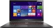 "Lenovo - 17.3"" Touch-Screen Laptop - Intel Core i7 - 16GB Memory - 1TB+8GB Hybrid Hard Drive - Black"