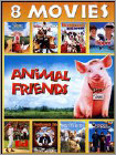 Animal Friends 8-Movie Collection (DVD) (2 Disc)
