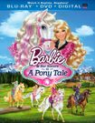 Barbie & Her Sisters In A Pony Tale [blu-ray] 2629072