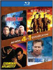 Action 4-pack - Stealth / Vertical Limit (blu-ray Disc) (2 Disc) 26291176