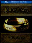 Lord of the Rings: The Motion Picture Trilogy [Extended Edition] [15 Discs] [Blu-ray] (Blu-ray Disc)