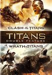 Clash Of The Titans/wrath Of The Titans [2 Discs] (dvd) 26311258