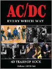 AC/DC: Every Which Way - 40 Years of Rock (DVD) (2 Disc)