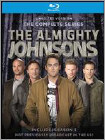 Almighty Johnsons Season 1 2 3 (Blu-ray Disc) (2 Disc)