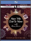 How We Got To Now With Steven Johnson (Blu-ray Disc) (2 Disc)
