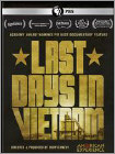 American Experience: Last Days in Vietnam (DVD) 2014