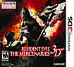 Resident Evil: The Mercenaries 3D - Nintendo 3DS