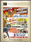 Red Skies Of Montana / Siege At Red River (DVD) (3 Disc)