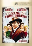 The King And Four Queens (dvd) 26359228