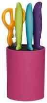 Farberware - 5-Piece Knife Set - Pink