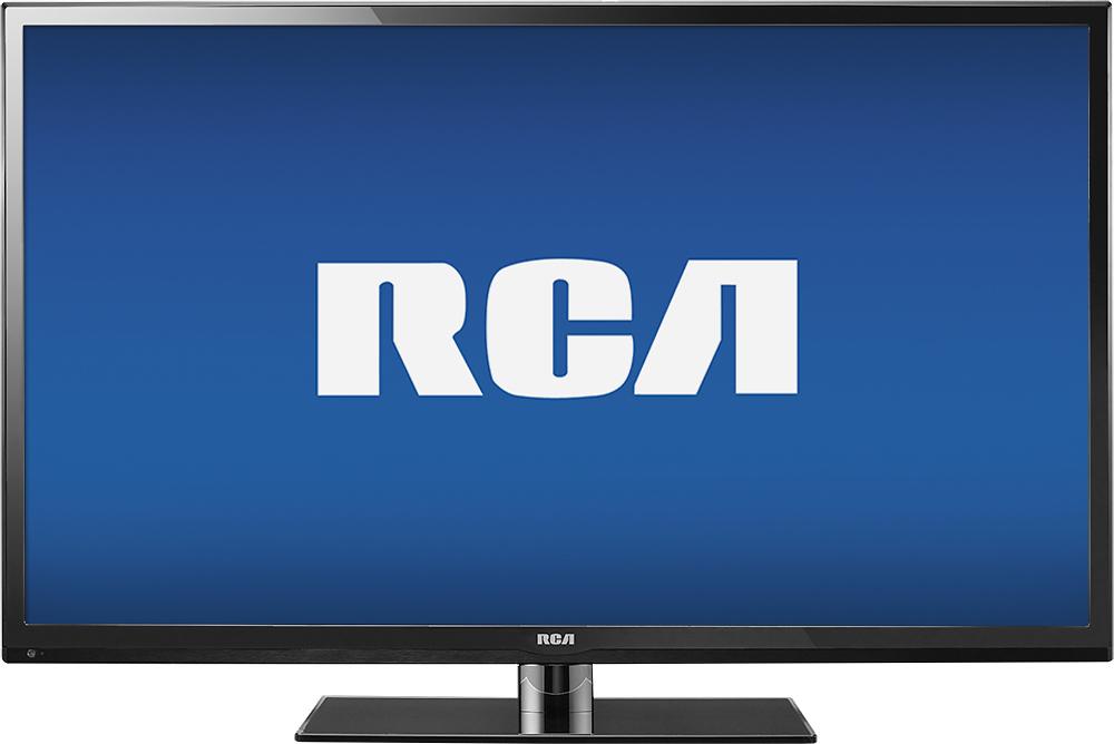 """RCA - 46"""" Class (46"""" Diag.) - LED - 1080p - HDTV - Black"""