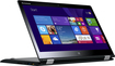 "Lenovo - Yoga 3 2-in-1 14"" Touch-Screen Laptop - Intel Core i5 - 8GB Memory - 128GB Solid State Drive - Black"
