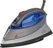 Sunbeam - Turbo Steam Iron - Gray/Silver/Blue