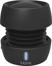iHome - iBT72 Bluetooth Mini Speaker - Black