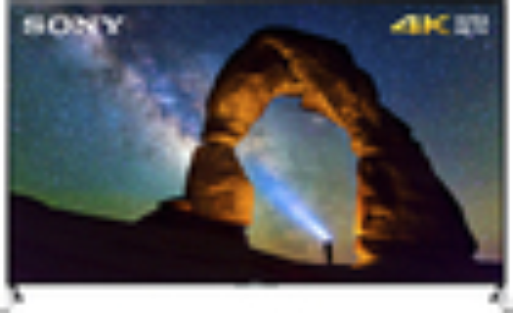 "Sony - 55"" Class (54.6"" Diag.) - LED - 2160p - Smart - 3D - 4K Ultra HD TV - Black"