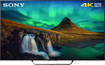 "Sony - 75"" Class (74.5"" Diag.) - LED - 2160p - Smart - 3D - 4K Ultra HD TV - Black"