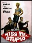 Kiss Me, Stupid! (DVD) (Black & White/Enhanced Widescreen for 16x9 TV) 1964
