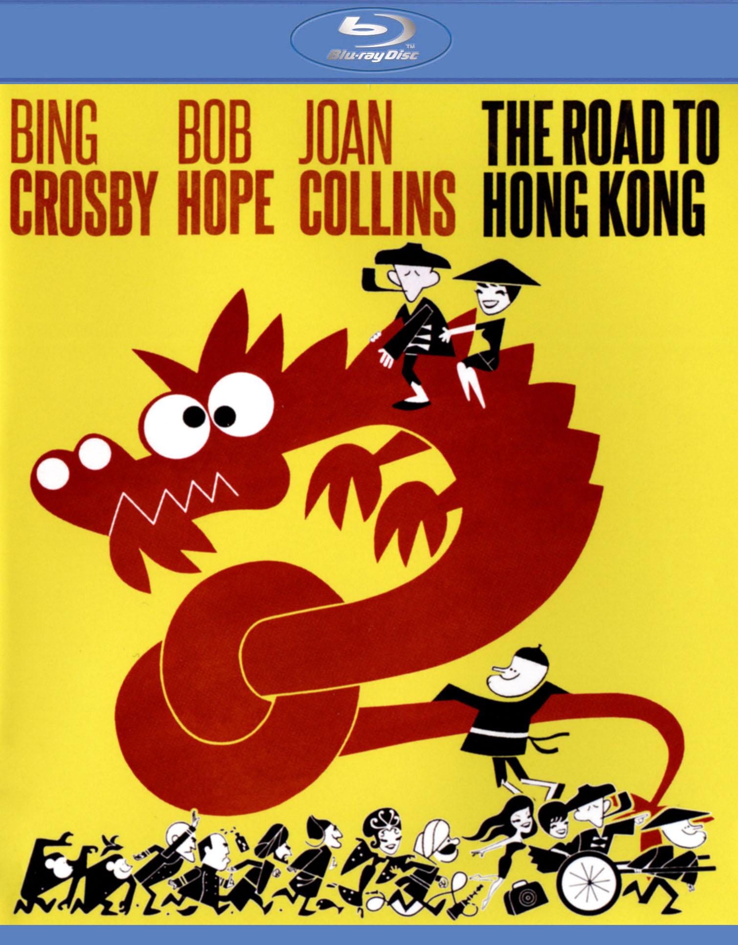 The Road To Hong Kong [blu-ray] 26392302