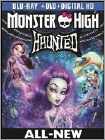 Monster High: Haunted (2 Disc) (ultraviolet Digital Copy) (blu-ray Disc) 26410152