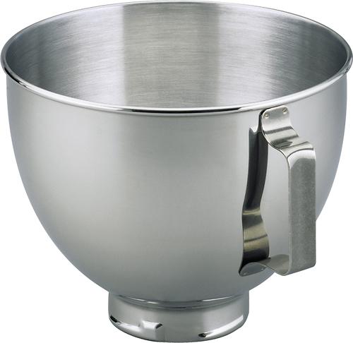 KitchenAid - 4-1/2-Quart Bowl - Stainless-Steel