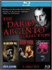 Dario Argento Collection (Blu-ray Disc) (3 Disc)