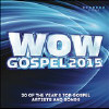Wow Gospel 2015 - Various - CD