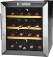 Kalorik - 16-Bottle Wine Bar - Stainless