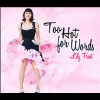 Too Hot For Words - CD