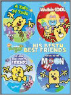 Wubbzy & His Besty Best Friends (DVD) (4 Disc) (Boxed Set)