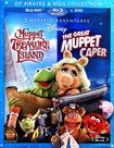 Of Pirates & Pigs Collection: Muppet Treasure Island/the Great Muppet Caper [2 Discs] [blu-ray/dvd] 2658141