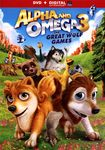 Alpha And Omega 3: The Great Wolf Games (dvd) 26582145