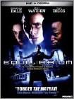 Equilibrium (DVD) 2002